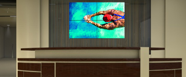Coporate Video Wall